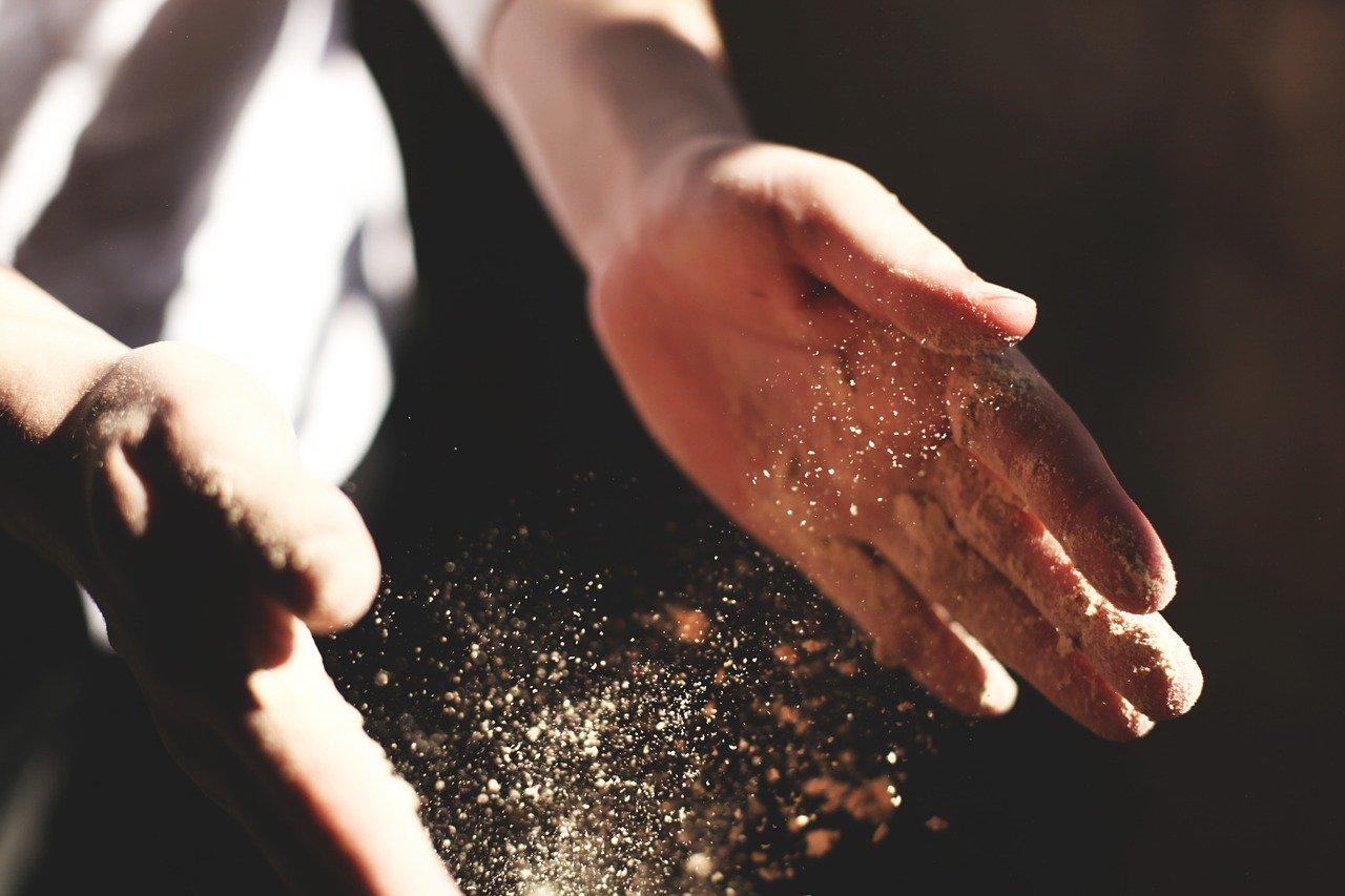 farine et boulanger